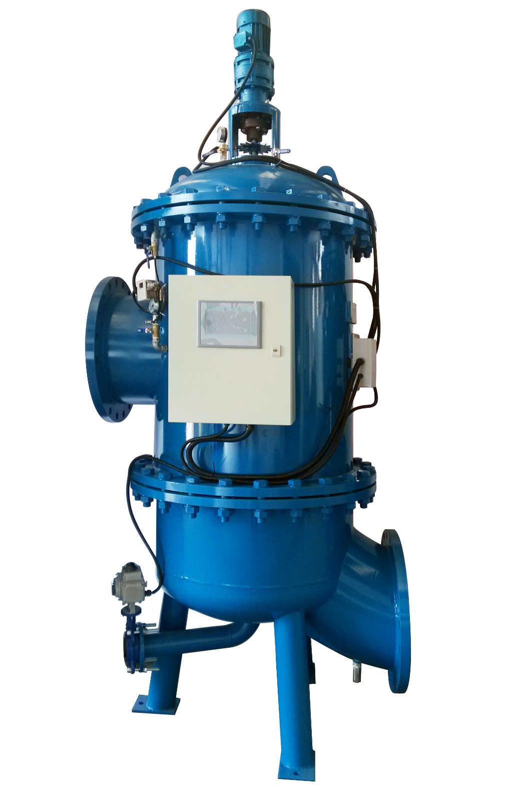 工业用水自动反冲洗过滤器
