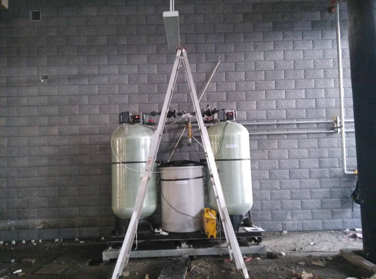 JF系列自动软水器